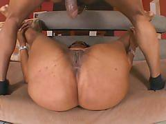 Seductive black BBW Lethal Lipps is a chick with a healthy sexual appetite and cant live without getting fucked. Alone in her house, she asks a constant fuckbuddy to come over. She takes her clothes off and parts her fat thighs and got her fat twat