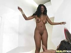 Tons of tush. Nyomi Banxxx