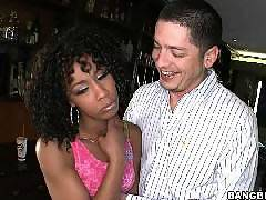 Brownbunnies - Misty Stone Loves The White Dick!