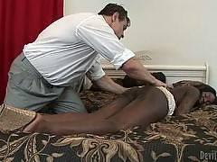 My New White Stepdaddy #05, Scene #04. Tatiyana Foxx