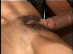 Ebony woman gets fucked by black dick from DownloadPass