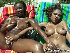 Double nutt. Lacey Duvalle