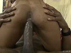 Beauty black babe gets fucked from EvilAngel HD