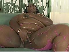 Daphne Daniels is a black BBW with huge tits and enormous fat booty that will surely get your attention. She joins us for a little interview that soon escalates into a hot solo masturbation scene with Daphne stripping her clothes and fingering her we