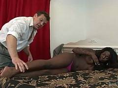 My New White Stepdaddy #05, Scene #04. Tatiyana Foxx