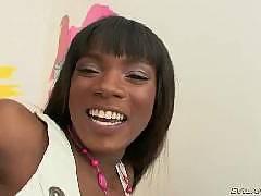 Ebony babe fucked hard (EvilAngel HD)