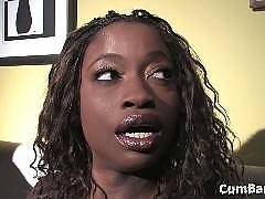 Cum Bang. Monique